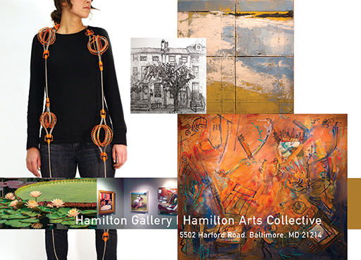 EXHIBIT YOUR ART - HAMILTON GALLERY